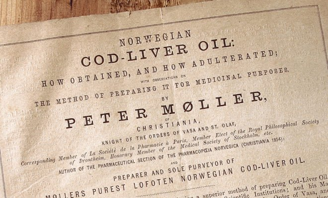 Historien om Møllers