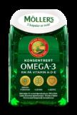 mollers konsentrert omega 3 kapsler