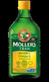 Möller's tran naturell