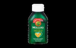 møllers omega 3 kapsler, tran kapsler