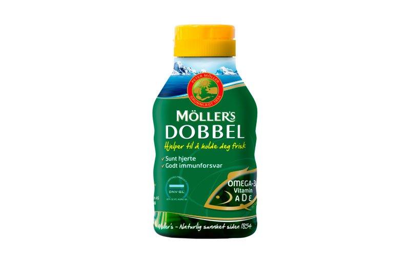 møllers dobbel omega3