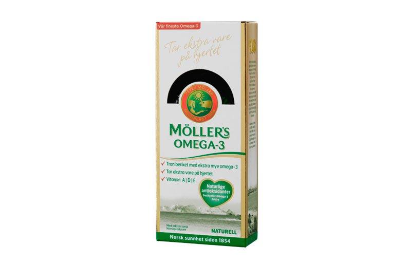 møllers omega 3 flytende