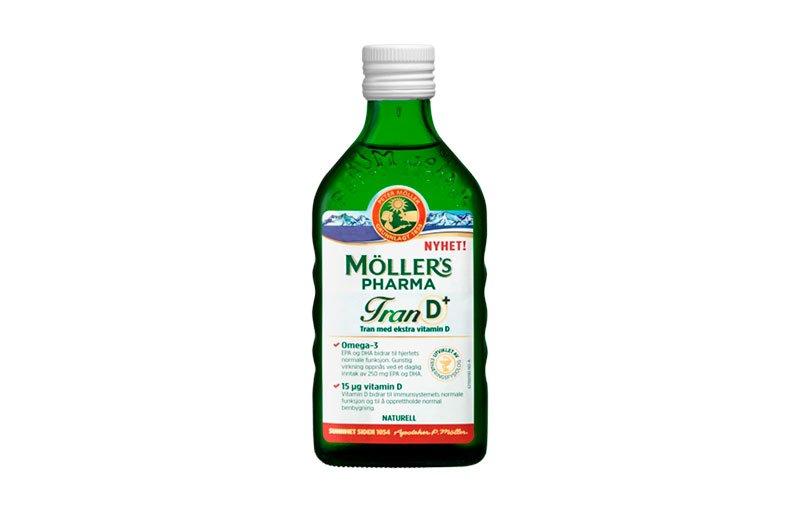 møllers pharma tran D naturell