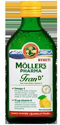 Møllers Pharma D+ tran