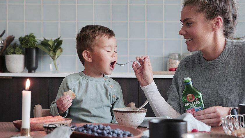 Vil ikke barnet ta tran? 5 tips til å kamuflere transmaken