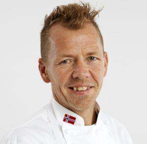 Odd Ivar Solvold, kokk