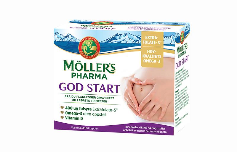 Møllers Pharma god start