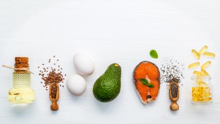 Omega 3 fettsyrer for helsen