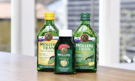 Omega 3 og D vitamin I Tran