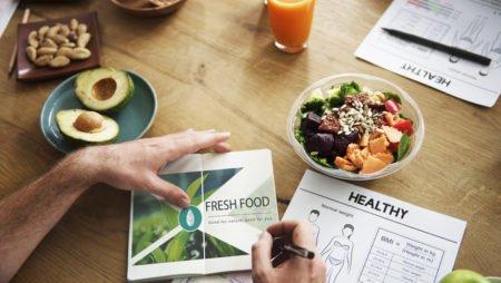 kosthold og ernæring for eldre