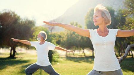aktivitet trening for eldre