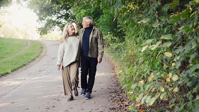 Trening og aktivitet for eldre - Derfor er det viktig
