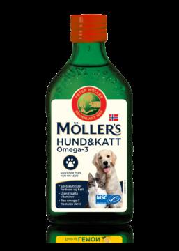 Möller's hund og katt