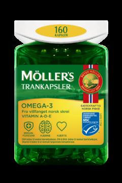 Möller's trankapsler