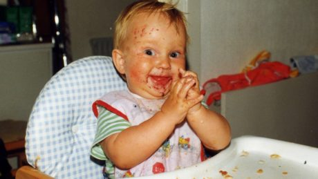 Mat for spedbarn: Lag den selv