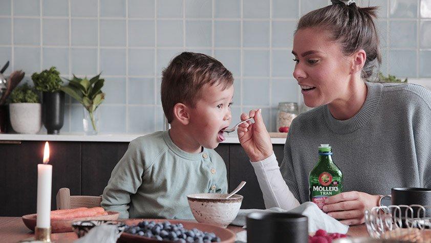 Kosttilskudd til barn - trenger de det egentlig