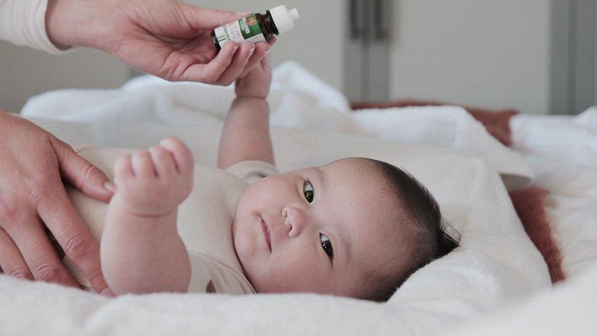 babyens utvikling måned for måned