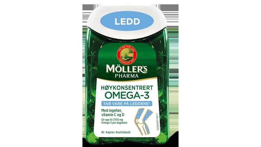 Möller's Pharma Ledd